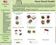 Bild Webseite Horst David Neufahrn bei Freising