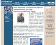 Bild Webseite Radspieler Helmut Dr.med. München