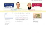 Bild Webseite Scholz Gerald Praxis für Physiotherapie Berlin