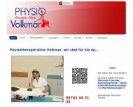 Bild Physiotherapie Aline Volkmar