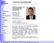 Bild Marmann Stefan Psychotherapie