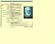 Bild Webseite Krüger Arnim Dr. Psychotherapeutische Praxis Berlin