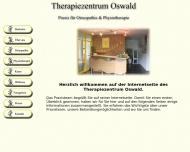 Therapiezentrum Oswald Neustadt am R?benberge - Osteopathie, Physiotherapie, Pekip, Babyschwimmen, B...