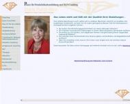 Bild Webseite Purol-Mair Doris Berlin