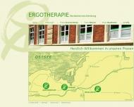 Bild Webseite Welz Detlev Praxis für Ergotherapie Glasin