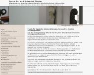 Dr. Fischer K?ln - Spezielle Schmerztherapie - Akupunktur Praxis Dr. med. F. Fischer
