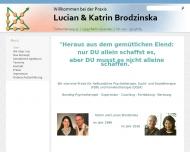 Bild Webseite Brodzinska Lucian , Brodzinska Katrin Psychotherapie Supervision Berlin