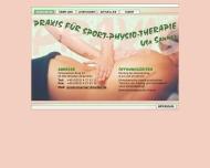 Bild Webseite Sanner Uta Sportphysiotherapie Dresden