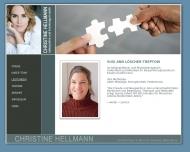 Website Hellmann Christine Krankengymnastikpraxis