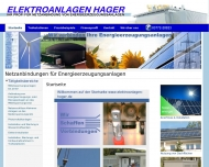 Bild Elektroanlagen Hager Harald