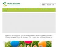 Bild Webseite  Rostock