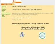 Bild Webseite  Chemnitz