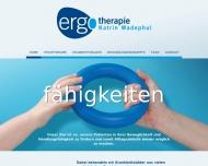 Bild Ergotherapiepraxis Wadephul Katrin Ergotherapie