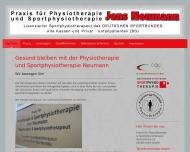 Bild Physiotherapie Jens Neumann