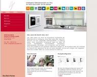 Bild Webseite Elektroprojekte Noenen & Kasten Berlin
