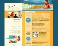 Bild Webseite Becker Peter Physiotherapie & Medizinische Fitness am Fürstenpark Dresden