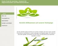 Bild Webseite Jasching Frank W. - Privatarztpraxis Facharzt für Allgemeinmedizin-Naturheilverfahren Köln