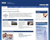Bild Webseite Radiologisches Netzwerk Rheinland Rodenkirchener Praxisstätte Reinwand und Kollegen Köln