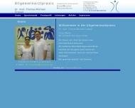Bild Webseite Grasser Thomas Dr.med. Facharzt für Allgemeinmedizin und Psychotherapie München