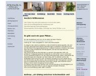 Bild Webseite Daehr Indira Atemtherapie München