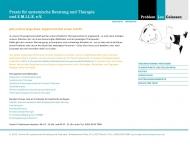 Bild Webseite Praxis für Systemische Beratung und Therapie Berlin