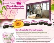 Bild König, Gabriele Physiotherapie/ Ernährungsberatung