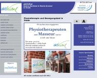 Website aktiVital Martin Kreckel Andrea Burfeind