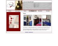 Website Süsser Rolf Praxis für physikalische Therapie
