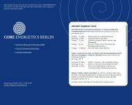 Bild Webseite Core Energetic Center Zentrum für Körperpsychotherapie Berlin