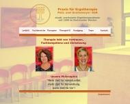 Website Patz , Grotemeyer Praxis für Ergotherapie