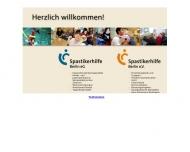 Bild Spastikerhilfe Berlin eG Geschäftsstelle - Betriebsgenossenschaft der Spastikerhilfe Berlin eG Kleinstheim