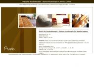 Bild Webseite Lederer Monika Dr. Psychotherapeutin München
