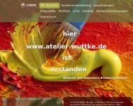 Der K?nstler - www.atelier-wuttke.de