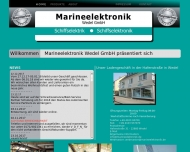 Website Marineelektronik Benkert & Jorczik