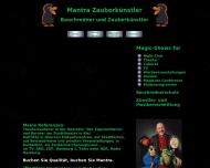 Bild Müller Hans-Peter Mantra Zauberkünstler