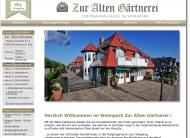 Bild Webseite Appartementvermietung Wohnpark Zur Alten Gärtnerei Sylt-Ost