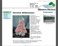 Bild Webseite Heinen, Joseph Gebr. Gartenbau Köln