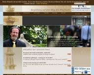 Bild Webseite Kuckelkorn Pietät Medard Beerdigungsinstitut Köln