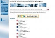 Bild Institut f. technisch-wissen schaftliche Hydrologie GmbH