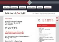 Bild Elektrotechnik Ros GmbH