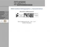 Bild LRS und Rechenschwäche OKO Institut Orthographie u. Konzentration