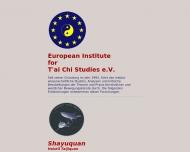 Bild European Institute for T'ai Chi Studies e.V.