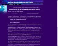 Bild Michael Mainka Elektrotechnik GmbH