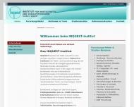 Bild Inquest Institut f. Wirtschafts u. Sozialpsycho. Sieber GmbH