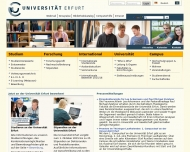 Bild Institut der Evangelischen Theologie / Universität Erfurt