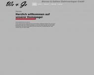 Bild Werner & Gellner Elektroanlagen