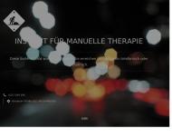 Bild Institut für Manuelle Therapie, Joachim Wessing
