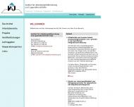 Bild Institut für Arbeitsmarktforschung und Jugendberufshilfe