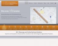 Bild Webseite DIM Design Institut München