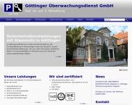 Bild Göttinger Überwachungsdienst GmbH Dipl.rer.pol. E. Bömelburg